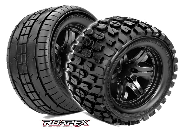 HRC Distribution Roapex 1/10 Monster Truck Reifen