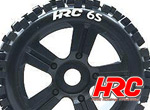 HRC Distribution HRC Racing 1/8 Buggy Bulldog Tires