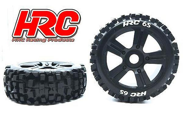 HRC Distribution HRC Racing 1/8 Buggy Bulldog Tires