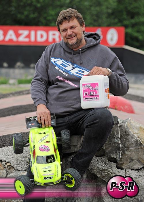 """Power Save Racing Der """"Bazi"""" setzt auf P-S-R"""