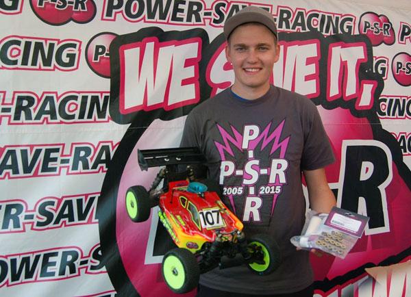Power Save Racing Jörn Neumann goes PSR