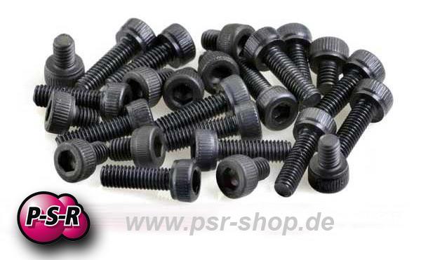 Power Save Racing PSR Schrauben, U-Scheiben ....