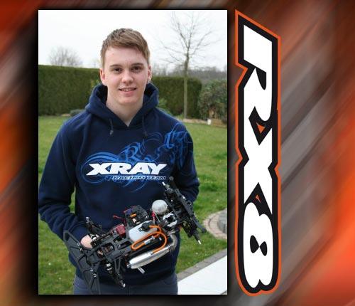SMI Motorsport News T. Hepp goes Team XRAY Germany