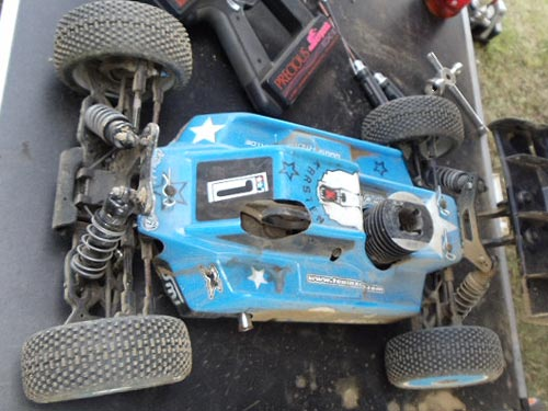 SMI Motorsport News XRAY Hattrick