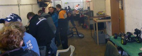 SMI Motorsport News Indoor Offroad Munzig