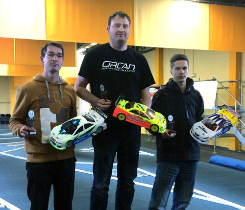SMI Motorsport News LRP-HPI Challenge in Gelenau