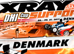SMI Motorsport News XRAY Support @ DHI Cup 2017