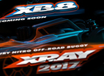 SMI XRAY News New XB8´2017...it´s coming