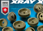 SMI XRAY News Harteloxierte Motorritzel aus Alu 48 pitch
