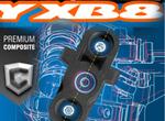 SMI XRAY News Neue XB8 Achsschenkel
