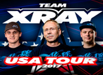 SMI Motorsport News XRAY USA Tour 2017