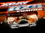 SMI XRAY News XRAY RX8 coming soon