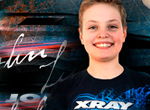 SMI Motorsport News J.Zuber joins XRAY junior team