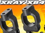 SMI XRAY News XB4 Composite C-Hubs 9° Graphite