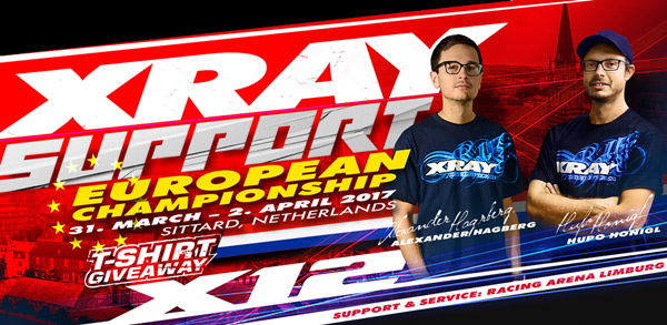 SMI Motorsport News XRAY support at 1/12 EC