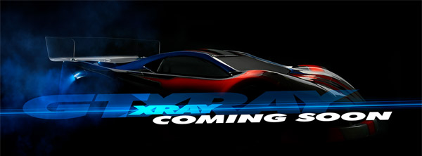 SMI XRAY News Xray 1/8th GT Coming soon