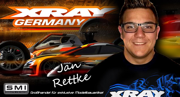 SMI Motorsport News Jan Rettke mit SMI, Xray ...