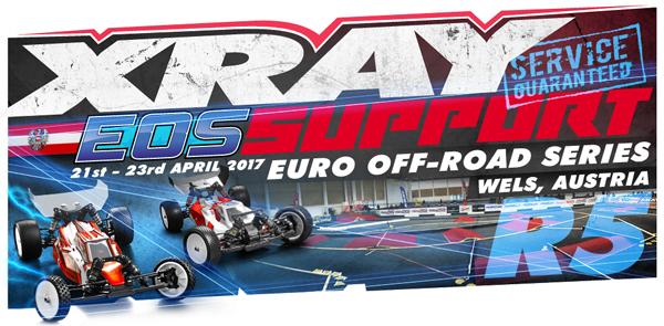 SMI Motorsport News Xray support EOS R5 Österreich