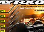 SMI XRAY News RX8 2,0mm Frontstabilisator