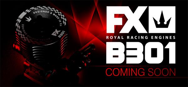 SMI FX-Engines FX B301 coming soon