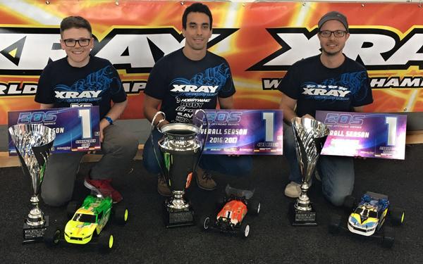 SMI Motorsport News Euro Offroad Series Champions