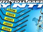SMI XRAY News Neuer Frontstabilisator für NT1