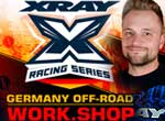 SMI Motorsport News XRAY Work Shop mit J.Becker