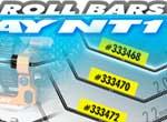 SMI XRAY News Neuer Heckstabilisator für NT1