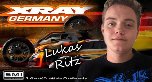 SMI Motorsport News Lukas Ritz mit SMI. Xray ...