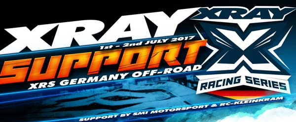 SMI Motorsport News Support at XRS Germany Off-Road