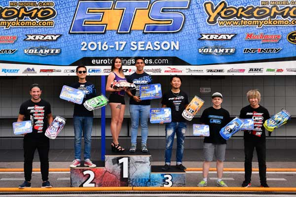 SMI Motorsport News B.Coelho claim the overall ETS title