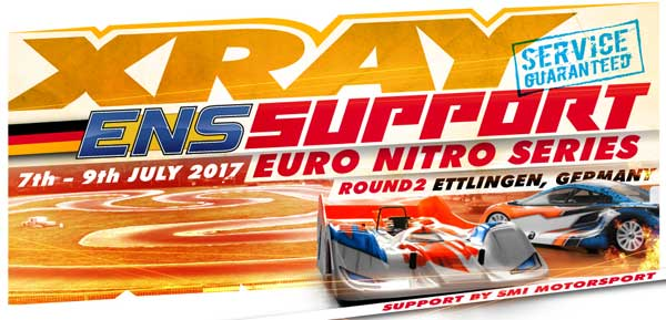 SMI Motorsport News XRAY Support at ENS R2
