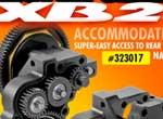 SMI XRAY News XB2 Composite Getriebegehäuse