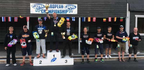 SMI Motorsport News European Championship 40+