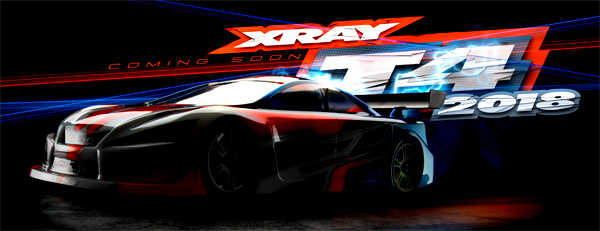 SMI XRAY News XRAY T4 2018 coming soon