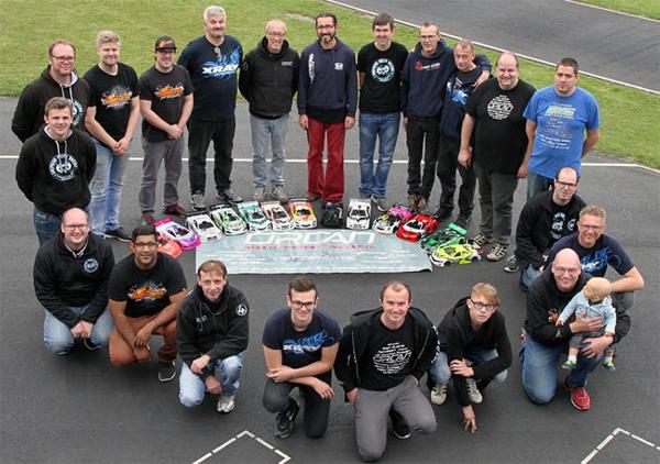 SMI Motorsport News Team ORCAN in Munster
