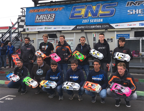 SMI Motorsport News ENS R4 ´2017 in Fiorano