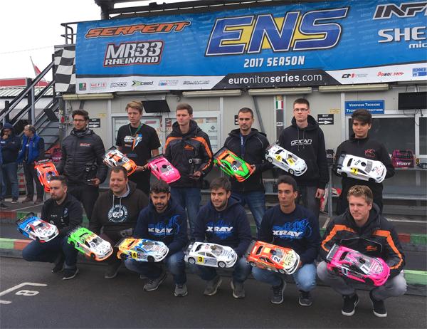 SMI Motorsport News ENS R4 ´2017 in Fiorano