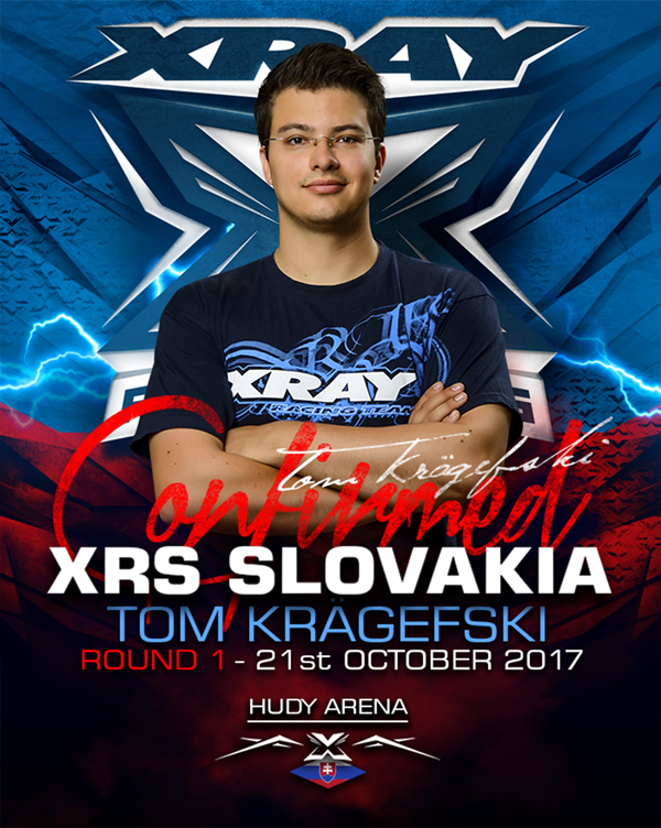 SMI Motorsport News Tom K. startet bei XRS Slowakei R1