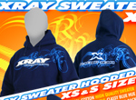 SMI XRAY News XRAY Sweater Hooded