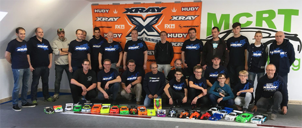 SMI Motorsport News XRS 1.Lauf in Aschaffenburg