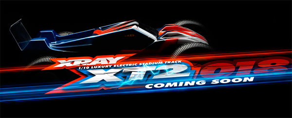 SMI XRAY News XT2´18 Coming Soon