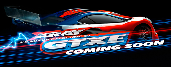 SMI XRAY News XRAY GTXE ´2018 Coming Soon