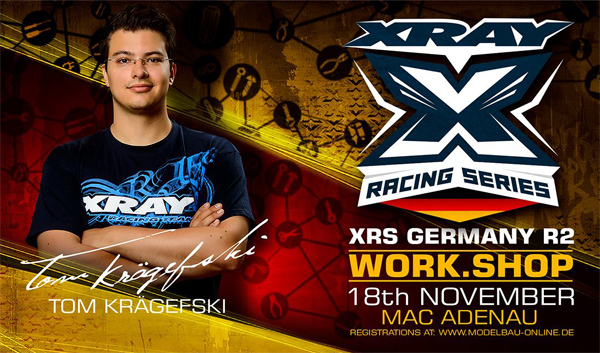 SMI Motorsport News XRS R2 mit Workshop