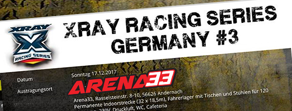 SMI Motorsport News XRS Germany #3 Arena33