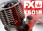 SMI FX-Engines FX K501R - 5 Ports Racer Edition