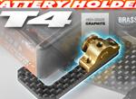 SMI XRAY News Verstellbarer Akkuhalter T4