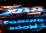 SMI XRAY News XRAY XB8´2018 Coming Soon