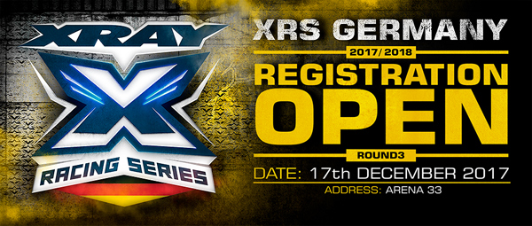 SMI Motorsport News XRS R.3 Registration is Open