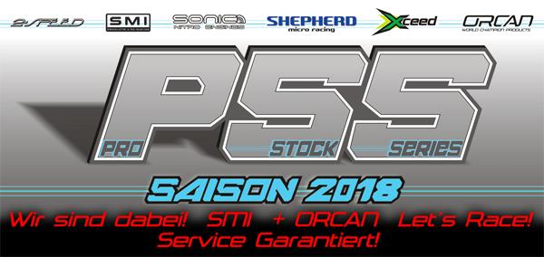 SMI Motorsport News PSS Pro Stock Series. Wir sind dabei!